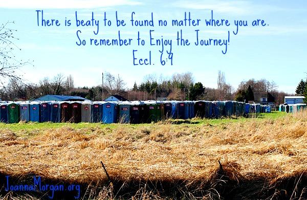 Enjoy the Journey | Joanna Morgan | Journey to Joy
